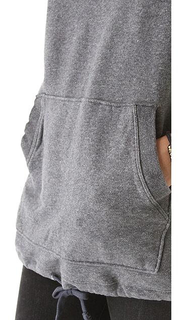 James Perse Hooded Sweatshirt