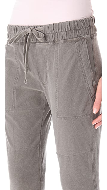 James Perse Twill Surplus Pants