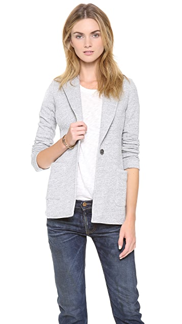 James Perse Relaxed Blazer