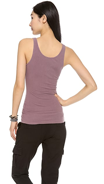 James Perse The RIbbed Daily Tank