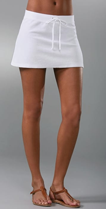 Juicy Couture Terry Miniskirt