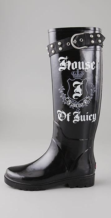Juicy Couture Spirit Rain Boots