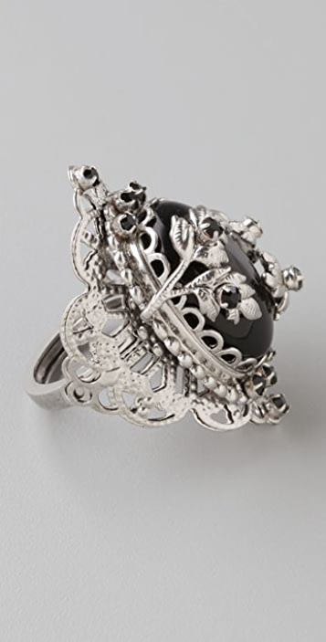Juicy Couture Filigree Ring