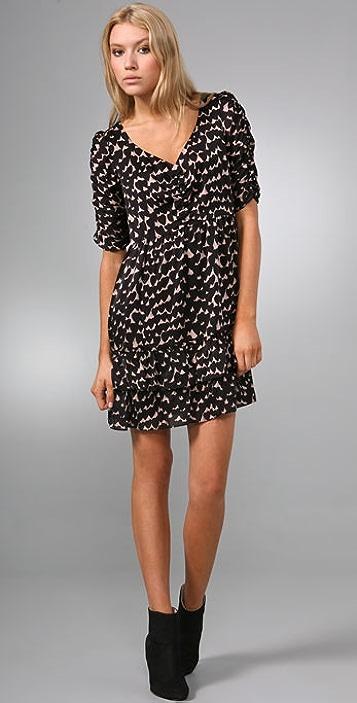 0d46258ec6 Juicy Couture Heart Print Dress ...