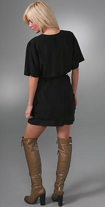 Juicy Couture Drop Shoulder Dress