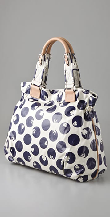 Juicy Couture Lucky Dot Tote
