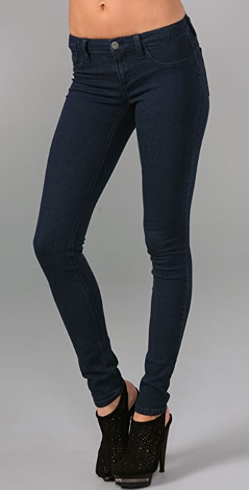 Juicy Couture 5 Pocket Denim Leggings