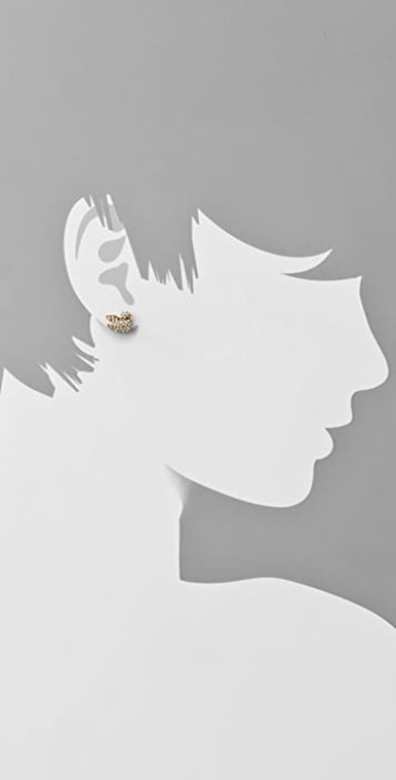 Juicy Couture Nostalgia Sparrow Stud Earrings
