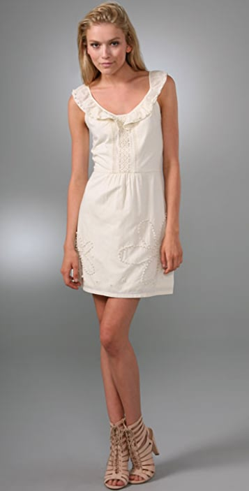 Juicy Couture Strappy Date Dress
