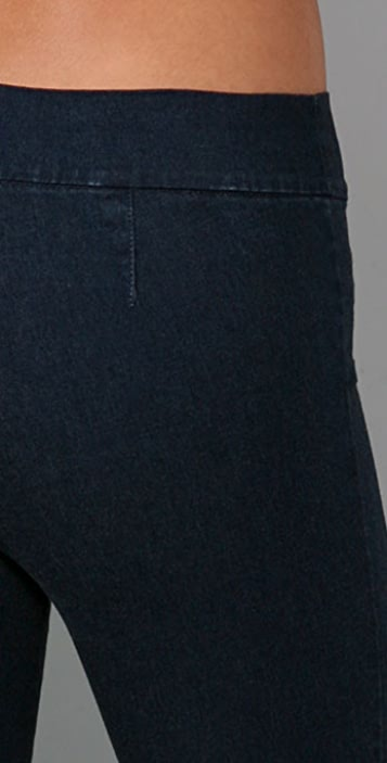 Juicy Couture Cropped Denim Leggings