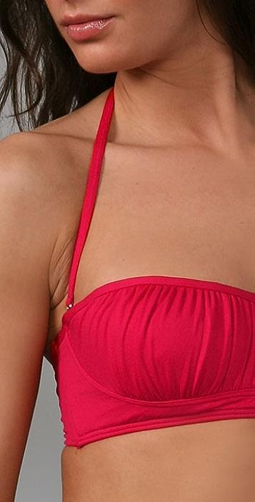Juicy Couture Color Bloom Demi Bra Bikini Top
