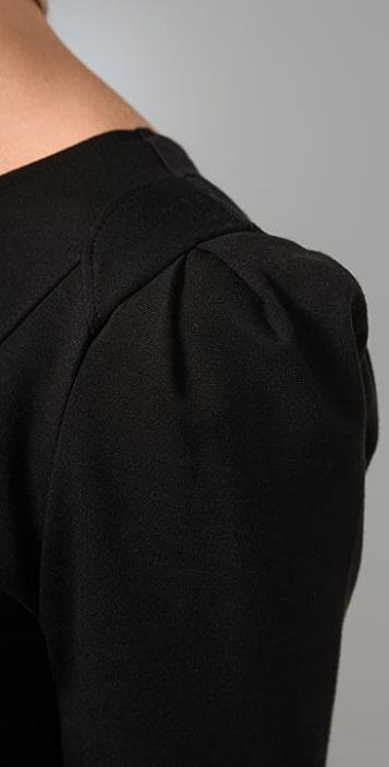 Juicy Couture 3/4 Sleeve Sheath Dress