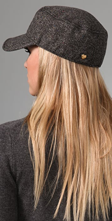 Juicy Couture Donegal Military Cap