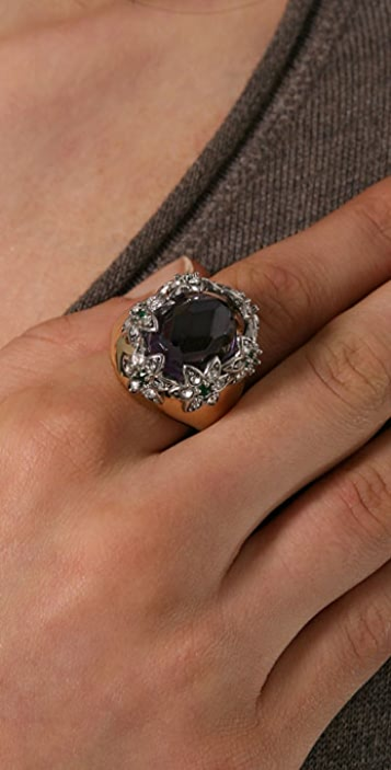Juicy Couture Flower Ring
