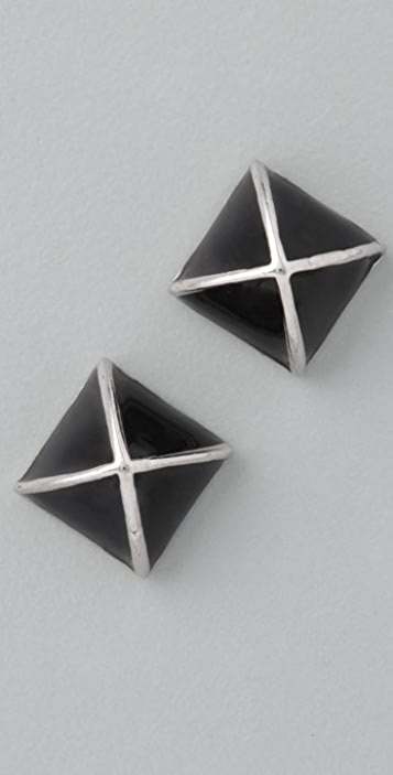Juicy Couture Pyramid Studs