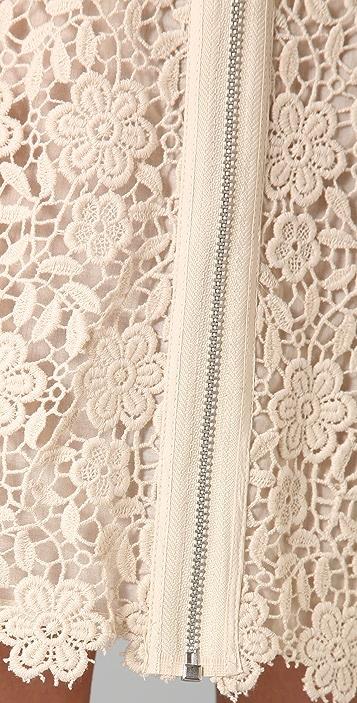 Juicy Couture Lace Shift Dress