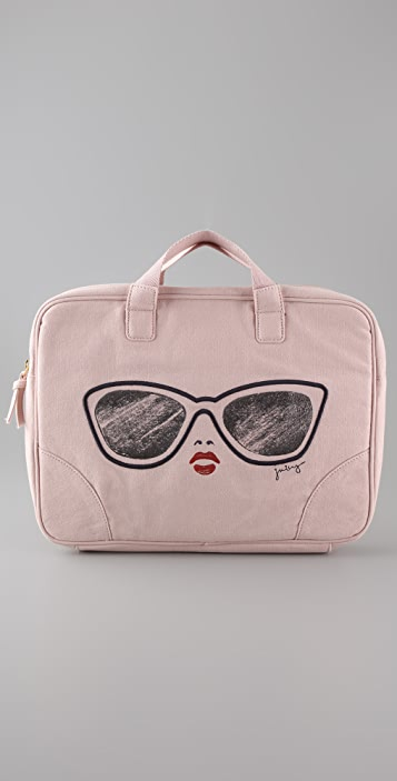 Juicy Couture Sunnies Laptop Sleeve