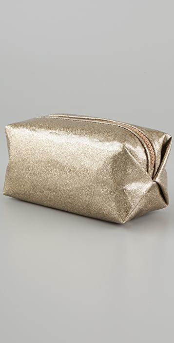 Juicy Couture Glitter Cosmetic Case