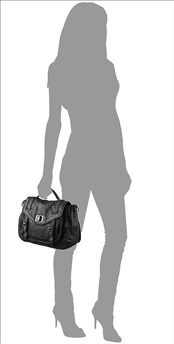 Juicy Couture Black Star Satchel