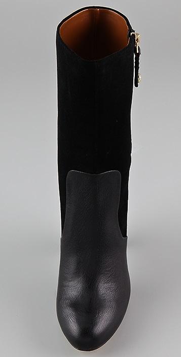 Juicy Couture Randi Suede High Heel Boots