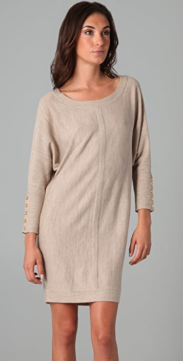 Juicy Couture Dolman Sleeve Sweater Dress