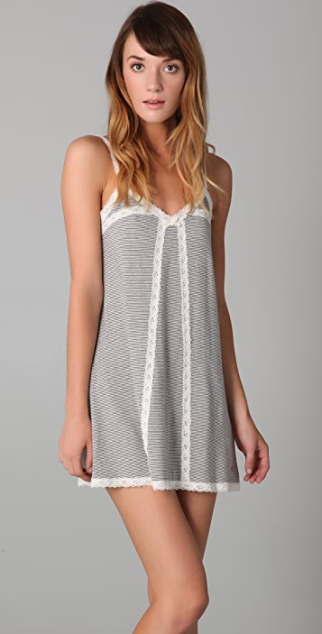 Juicy Couture Striped Nighty
