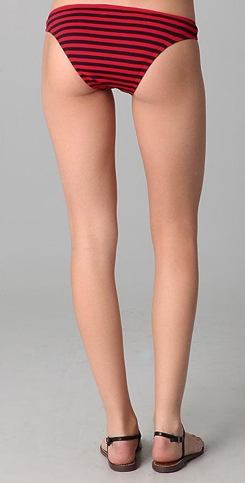 Juicy Couture Sailor Girl Flirt Classic Bikini Bottoms