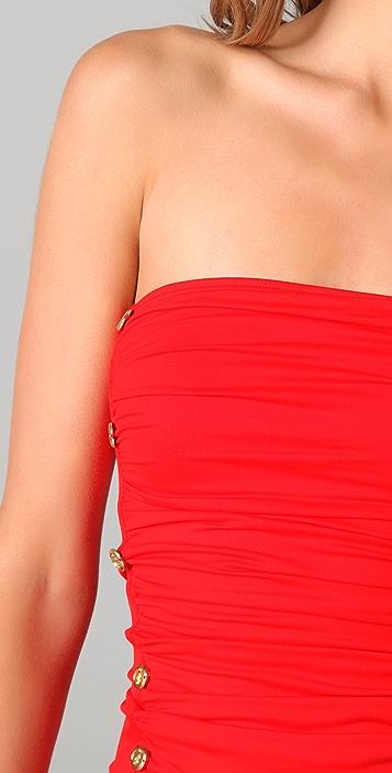Juicy Couture Miss Divine Bandeau Swim Dress