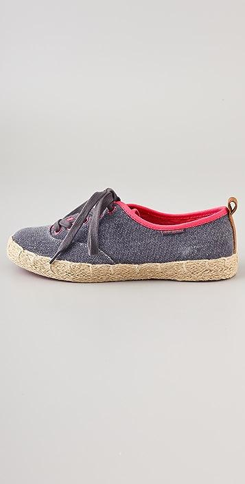Juicy Couture Salla Espadrille Sneakers