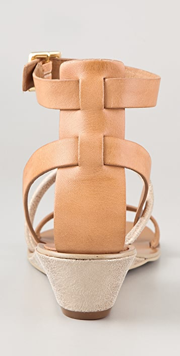 Juicy Couture Sidnee Strappy Sandals
