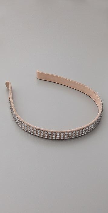 Juicy Couture Rhinestone Headband
