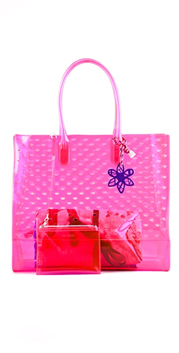 Juicy Couture Leann Tote with Towel
