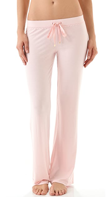 Juicy Couture Slim Leg Sleep Pants