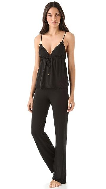 Juicy Couture Slim Leg Sleep Pants