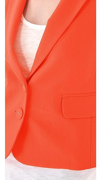 Juicy Couture Neon Blazer