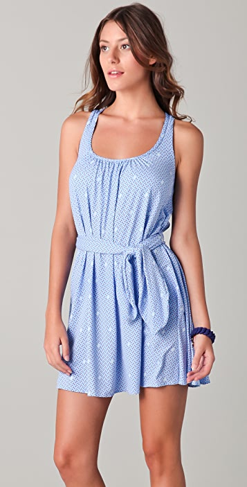 Juicy Couture Twisted Sister Cover Up Dress