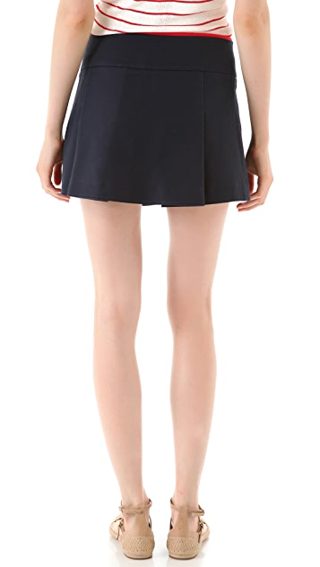 Juicy Couture Pleated Prep Skirt