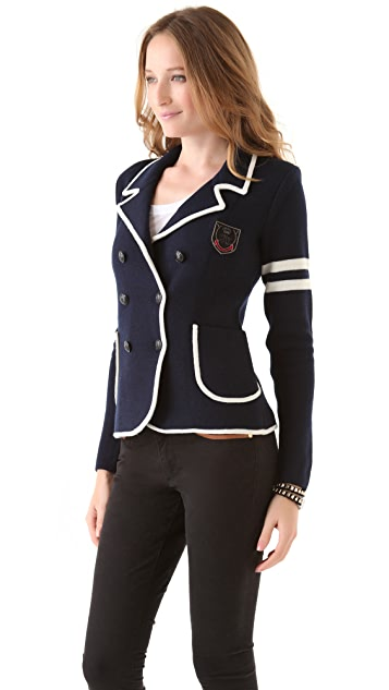 Juicy Couture Double Breasted Blazer