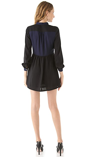Juicy Couture Colorblock Dress