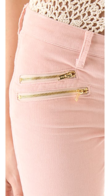 Juicy Couture Garment Dyed Skinny Cords
