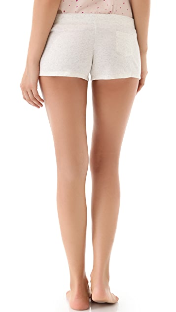 Juicy Couture French Terry Shorts