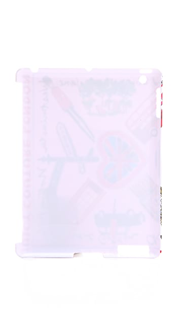 Juicy Couture London Hardshell iPad Case
