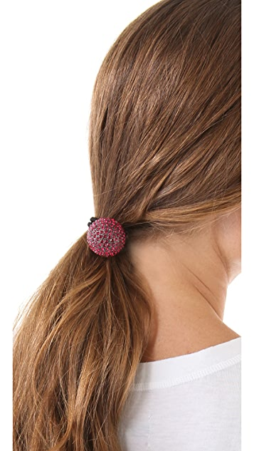 Juicy Couture Disco Ball Hair Tie