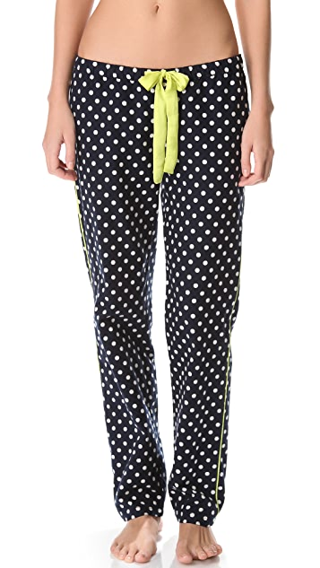 Juicy Couture Button Down Pajama Set