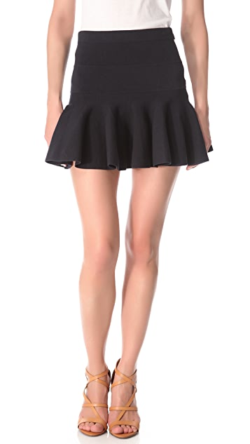 Juicy Couture Structured Skirt