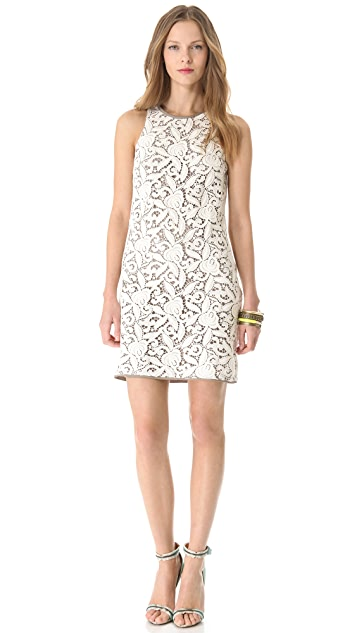 Juicy Couture Guipure Lace Dress
