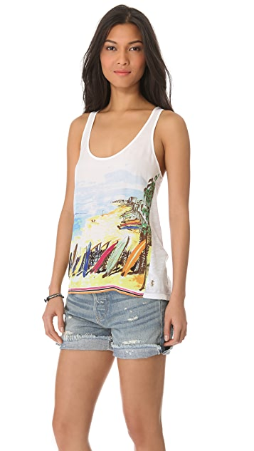 Juicy Couture Malibu Point Tank