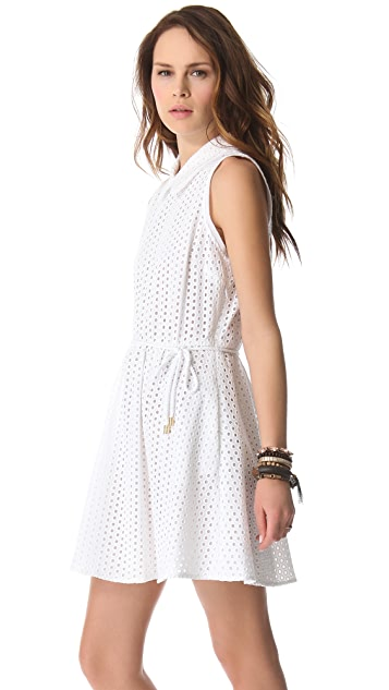 Juicy Couture Eyelet Dress
