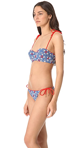 Juicy Couture Love Birds Bikini Top