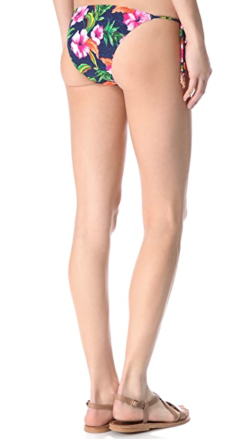 Juicy Couture Wildflower Bikini Bottoms